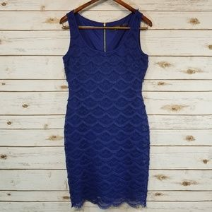 Guess | Royal Blue Sleeveless Dress